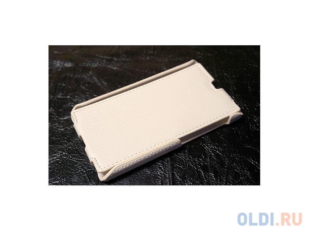 Чехол - книжка iBox Premium для Nokia X/X+ белый