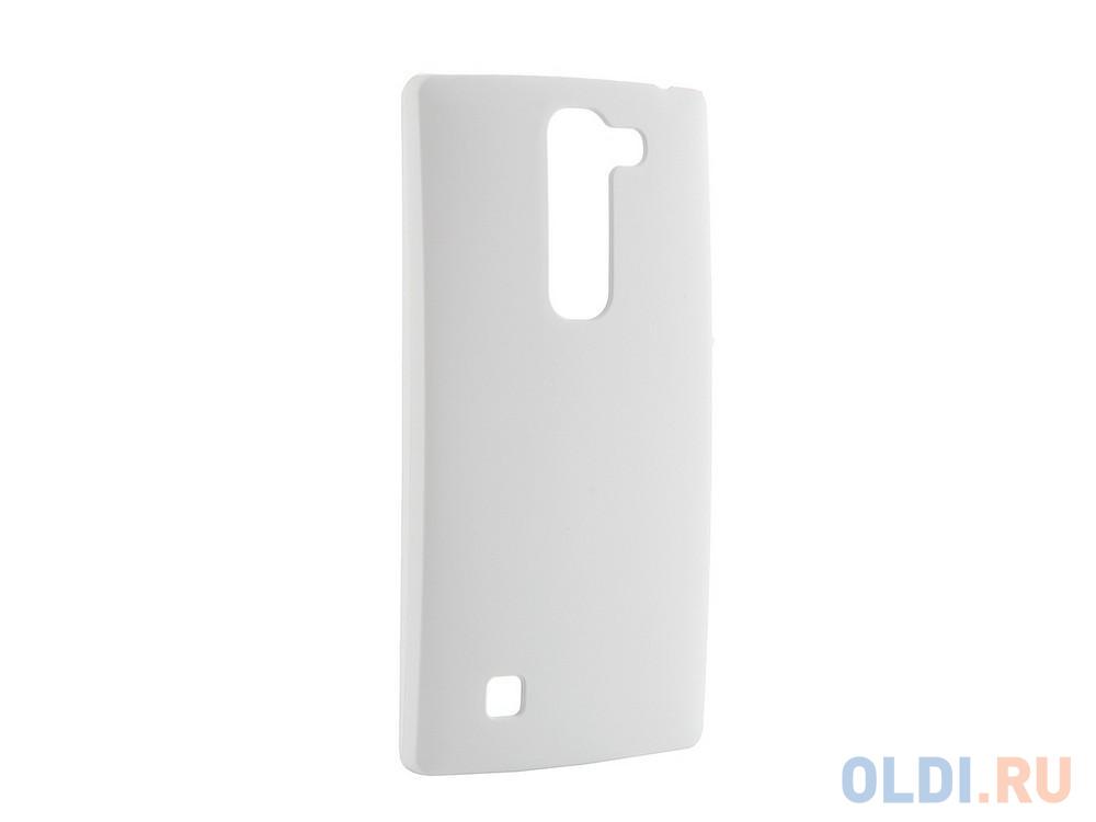 Чехол-накладка Pulsar CLIPCASE PC Soft-Touch для LG G4C (белая).