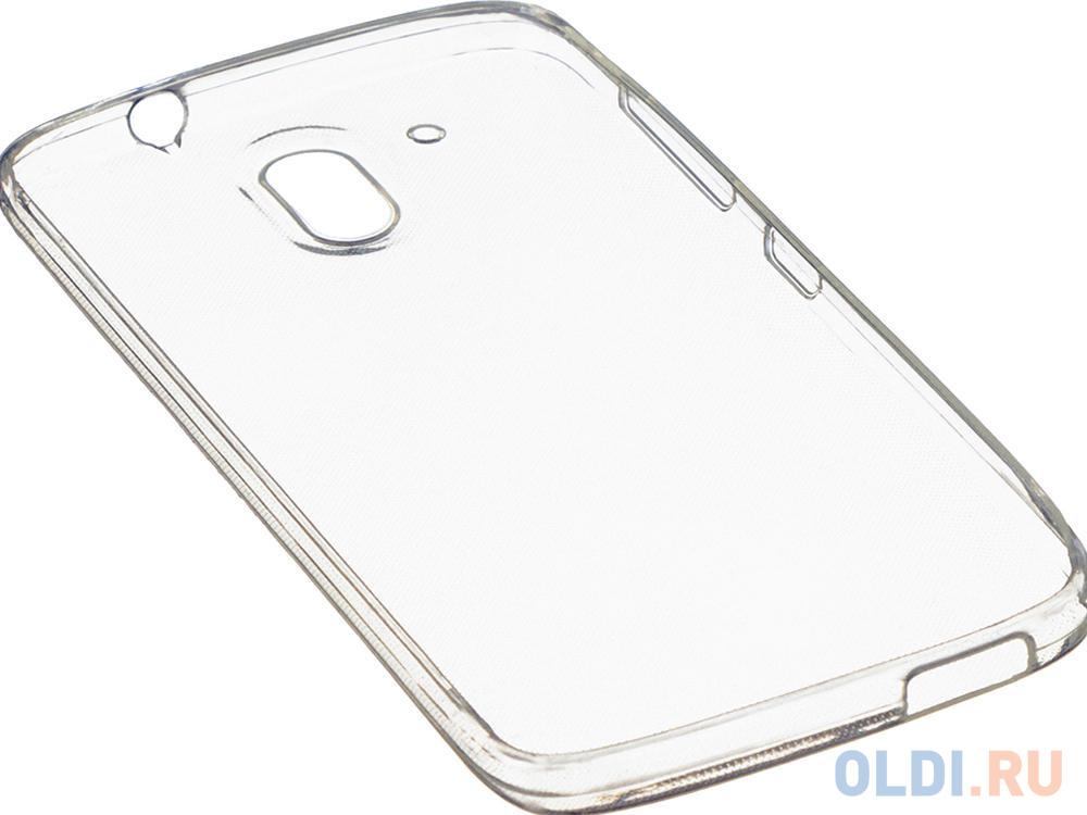 Чехол силикон iBox Crystal для HTC Desire 816 (прозрачный)
