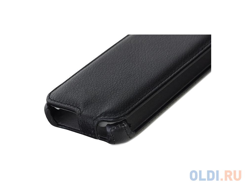 Фото - Чехол - книжка iBox Premium для Alcatel One Touch POP D3 черный чехол книжка ibox premium для htc one sv черный
