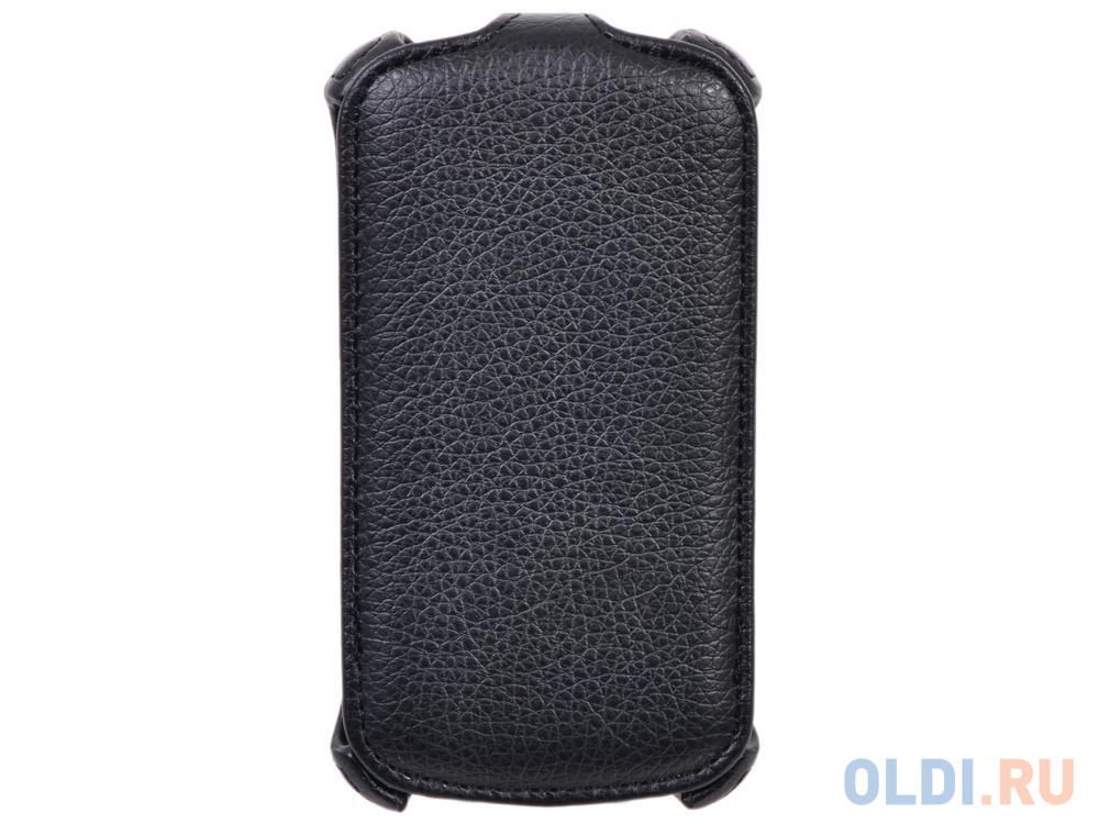 Фото - Чехол - книжка iBox Premium для Lenovo A690 (черный) чехол книжка ibox premium для htc one sv черный