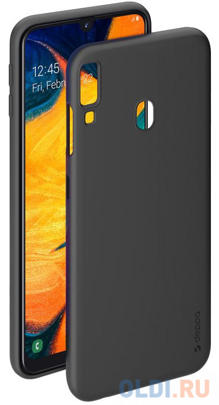 Чехол Deppa Gel Color Case