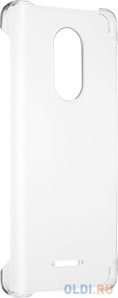 Чехол (клип-кейс) Alcatel для Alcatel 3C TS5026 прозрачный (TS5026-3RALEU1)