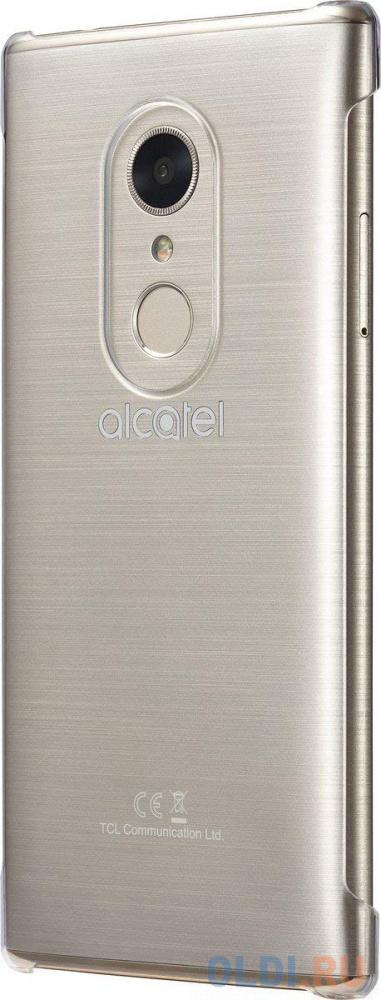 Чехол (клип-кейс) Alcatel для Alcatel 5 TS5086 прозрачный (TS5086-3AALRU1)