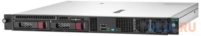 Сервер HPE ProLiant DL20 Gen10 1xG5420 1x8Gb x2 LFF S100i 1G 2Р 1x290W (P17077-B21) сервер hpe proliant dl20 gen10 p17077 b21