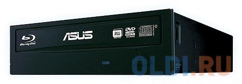 Фото - Привод для ПК Blu-ray ASUS BC-12D2HT/BLK/B/AS SATA черный OEM привод blu ray lg bh16ns40 черный sata oem