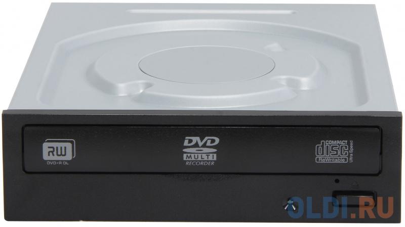 Привод для ПК DVD±RW Lite-On IHAS124-14 SATA черный OEM фото
