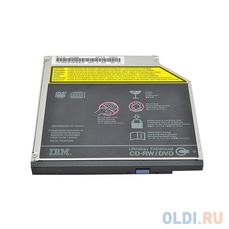 Фото - Привод для сервера DVD±RW Lenovo UltraSlim Enhanced SATA Multiburner for x3550/x3650 M5 00AM067 привод dvd rw lite on ds 8acsh черный sata slim