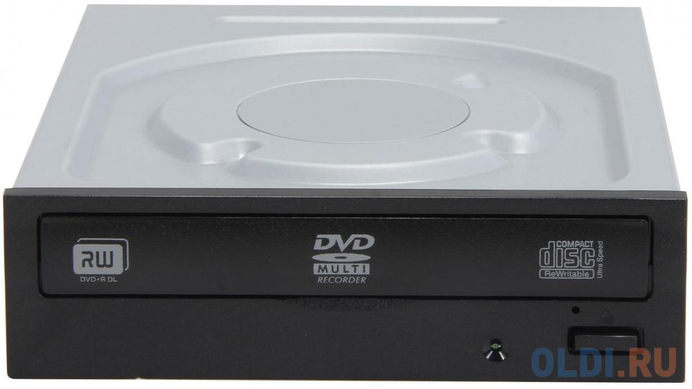 Привод для ПК DVD±RW Lite-On IHAS124-14 SATA черный OEM привод для пк dvd±rw lite on ihas122 04 14 18 sata черный oem