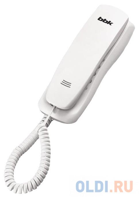 Телефон BBK BKT-105 RU белый bbk da24c
