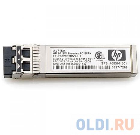 Трансивер HP 16Gb SFP+SW XCVR QK724A