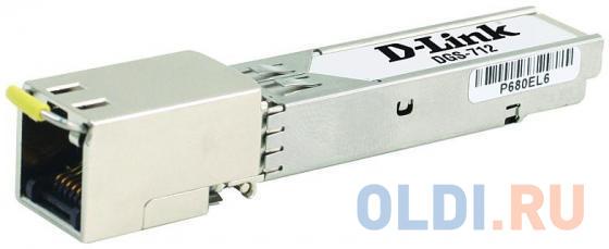 Фото - SFP-трансивер D-LINK 712/A1A модуль sfp d link 310gt a1a lc 1310nm
