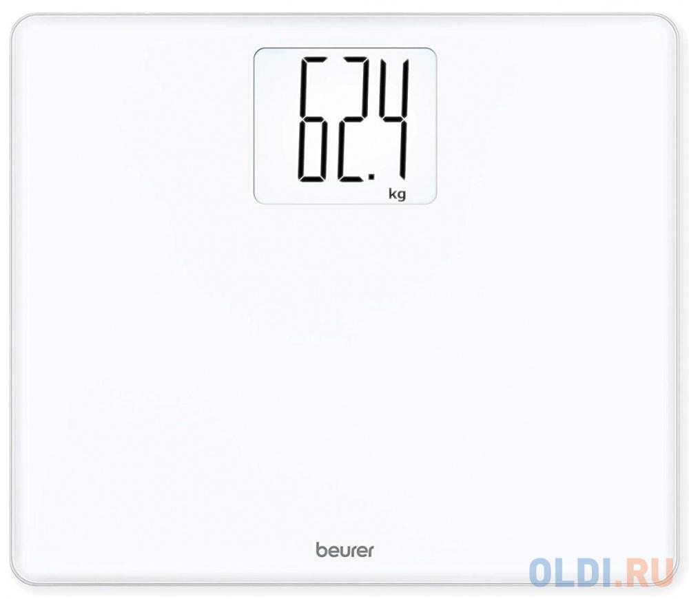 Весы напольные Beurer GS340 белый