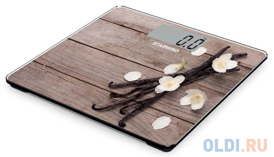 Весы напольные StarWind SSP6020 рисунок