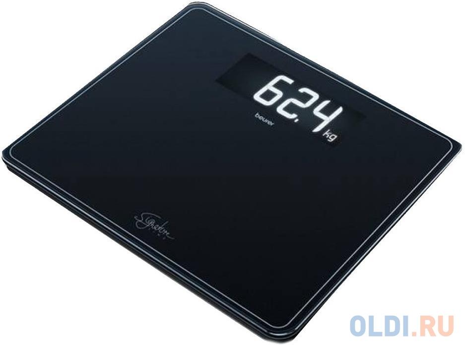 Весы напольные Beurer GS410 чёрный