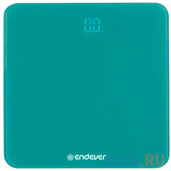 Весы напольные Endever Aurora-602, материал стекло, ABS, максимальный вес 180 кг 602 aurora электронные напольные весы endever
