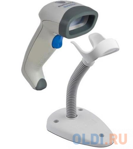 Сканер Datalogic QuickScan QD2430 серый QD2430-WHK1