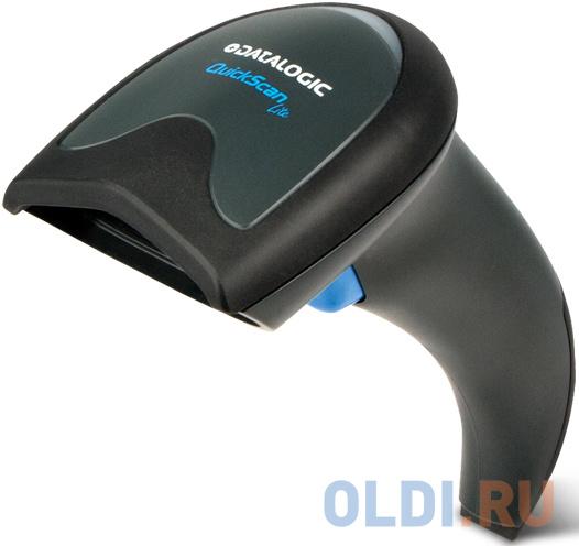 Сканер Datalogic QuickScan Lite QW2100 черный QW2120-BKK1S