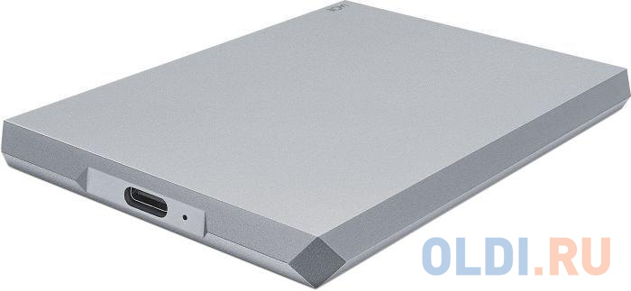 Жесткий диск Lacie Original USB-C 2Tb STHG2000402 Mobile Drive 2.5 серый