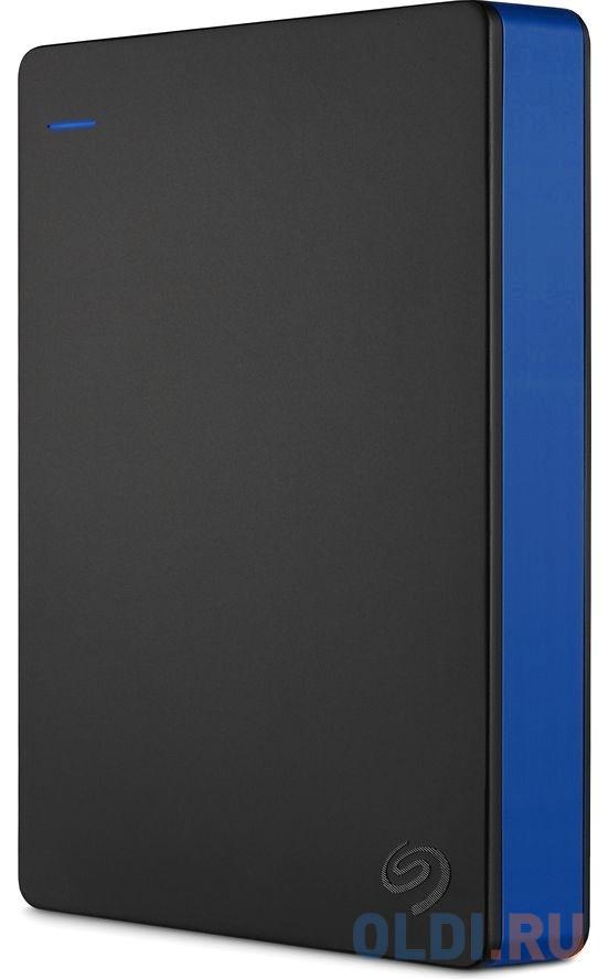 Накопитель на жестком магнитном диске Seagate Внешний жесткий диск Seagate STGD4000400 4TB Game Driv