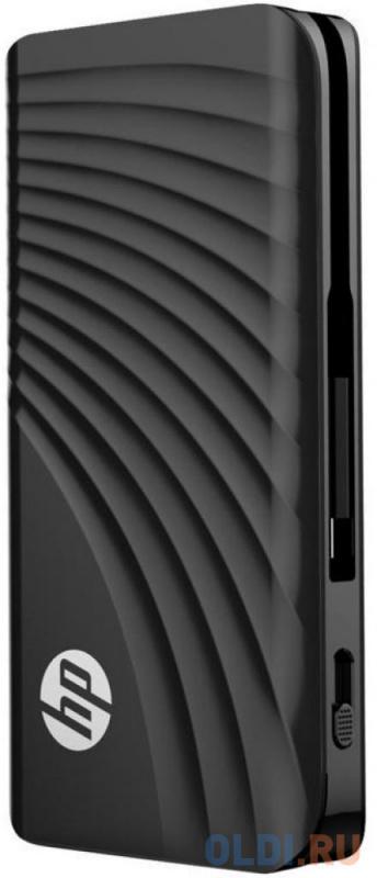 Фото - Портативный твердотельный накопитель HP P800, Thunderbolt 3 / USB Type-C, 256 Гб ноутбук hp 17 ca1012ur amd ryzen 3 3200u 2600 mhz 17 3 1600x900 4gb 500gb dvd rw radeon vega 3 wi fi bluetooth windows 10