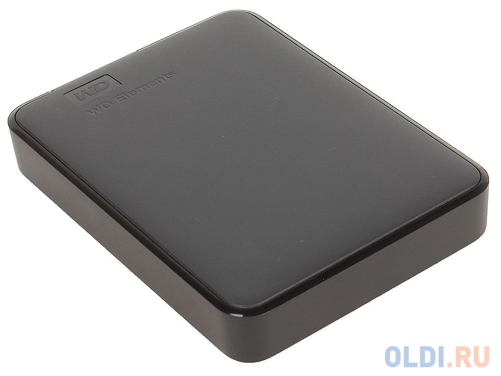 Фото - Внешний жесткий диск 4Tb WD Elements Portable WDBU6Y0040BBK-WESN (2.5, USB 3.0, Black) граш н мишина н мирошниченко н рабочая тетрадь к учебнику чтение и развитие речи 1 класс часть 3