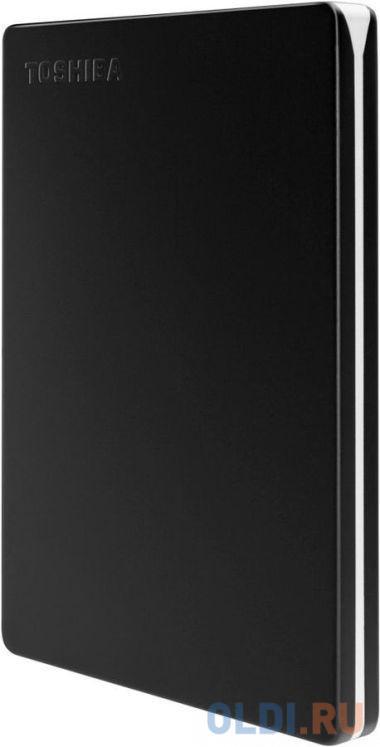 Внешний жесткий диск 2Tb Toshiba Canvio Slim 2.5