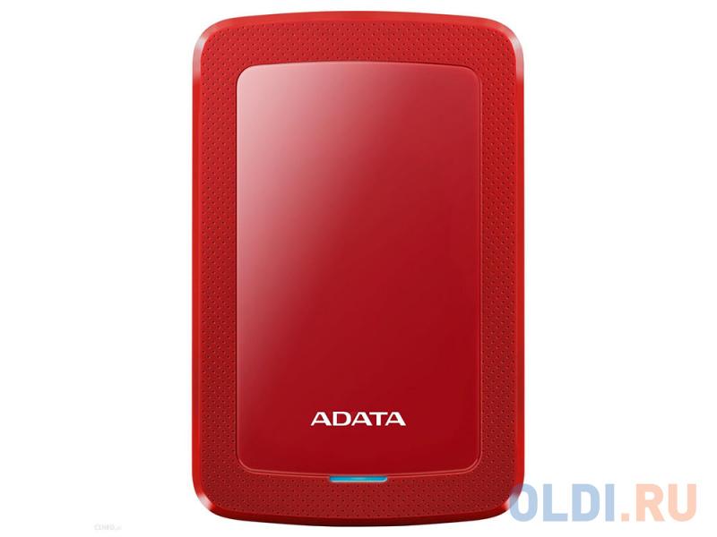 Внешний жесткий диск 2Tb Adata USB 3.0 AHV300-2TU31-CRD HV300 2.5