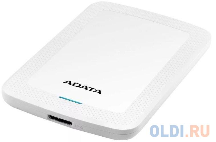 Внешний жесткий диск 4Tb Adata USB 3.0 AHV300-4TU31-CWH HV300 2.5