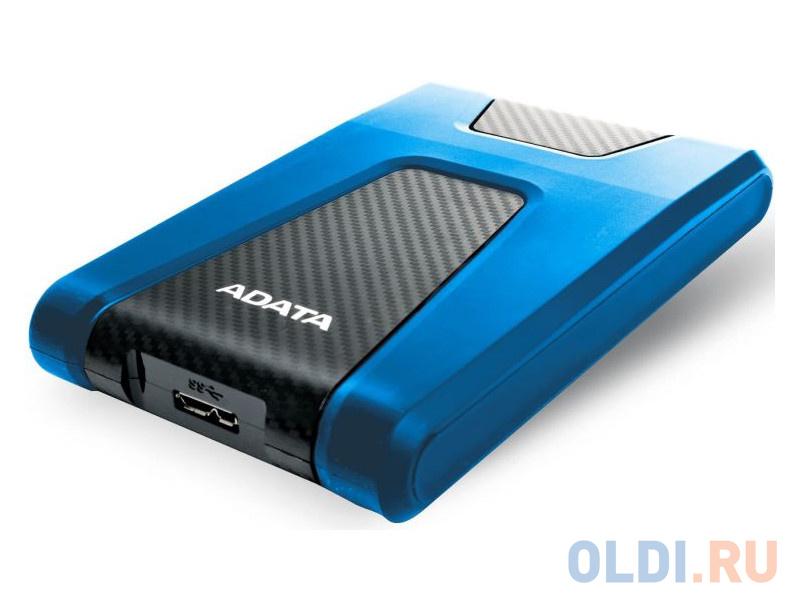 Внешний жесткий диск 4Tb Adata HD650 черный AHD650-4TU31-CBK (2.5
