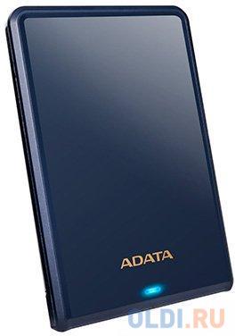 Внешний жесткий диск 1Tb A-DATA HV620S синий AHV620S-1TU31-CBL (2.5
