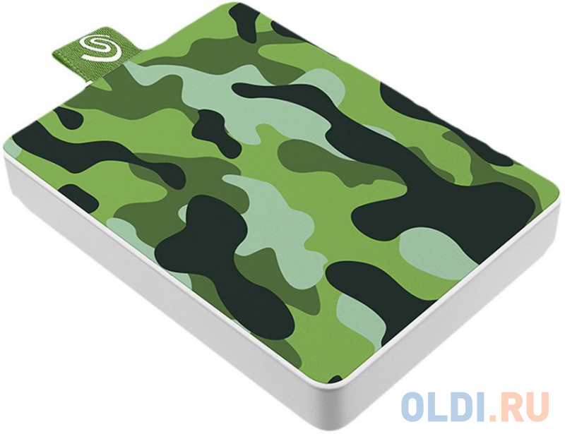Фото - Внешний SSD Seagate One Touch 500Gb внешний ssd seagate one touch 500 гб черный