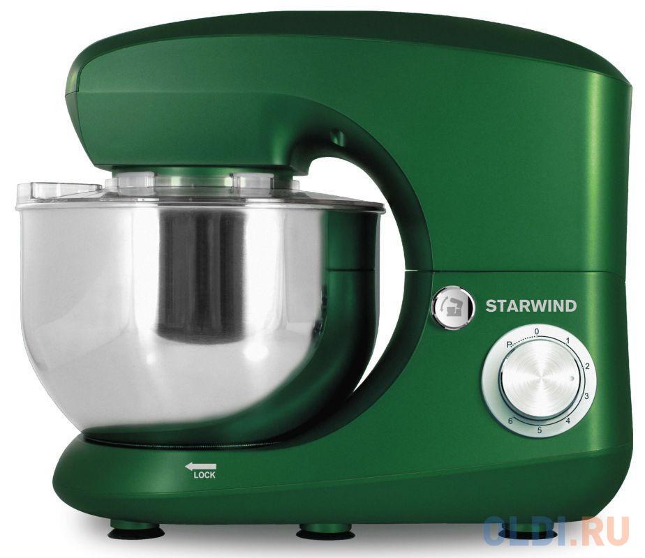 Миксер стационарный Starwind SPM5185 1000Вт зеленый