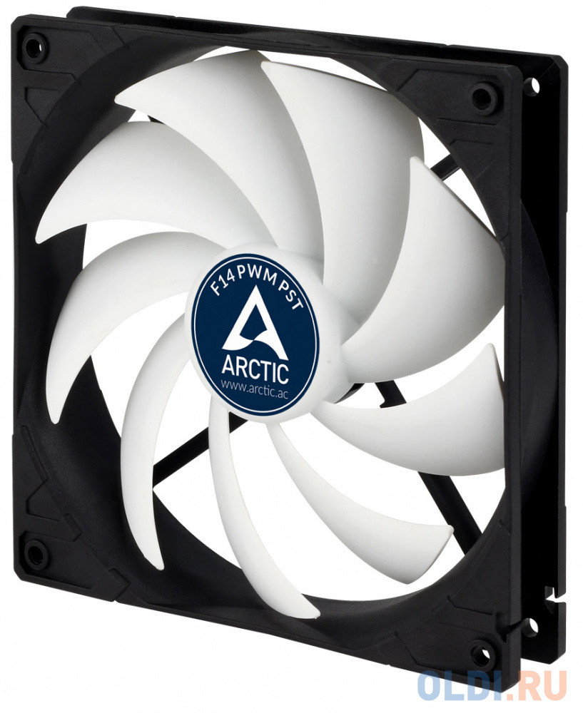 Case fan ARCTIC F14 PWM PST- retail (ACFAN00079A) usb charging waist fan pocket hanging cooling tool