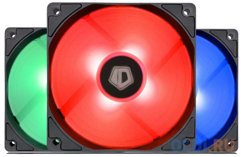 Fan ID-Cooling XF-12025-ARGB LED / PWM usb charging waist fan pocket hanging cooling tool