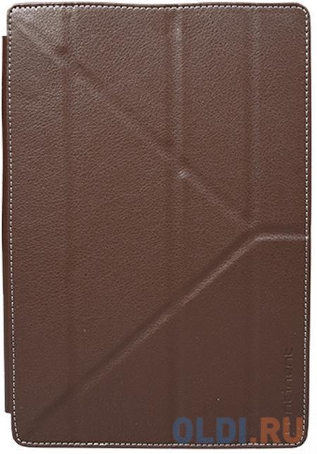 Чехол Continent UTS-101 BR универсальный для планшета 9.7 коричневый