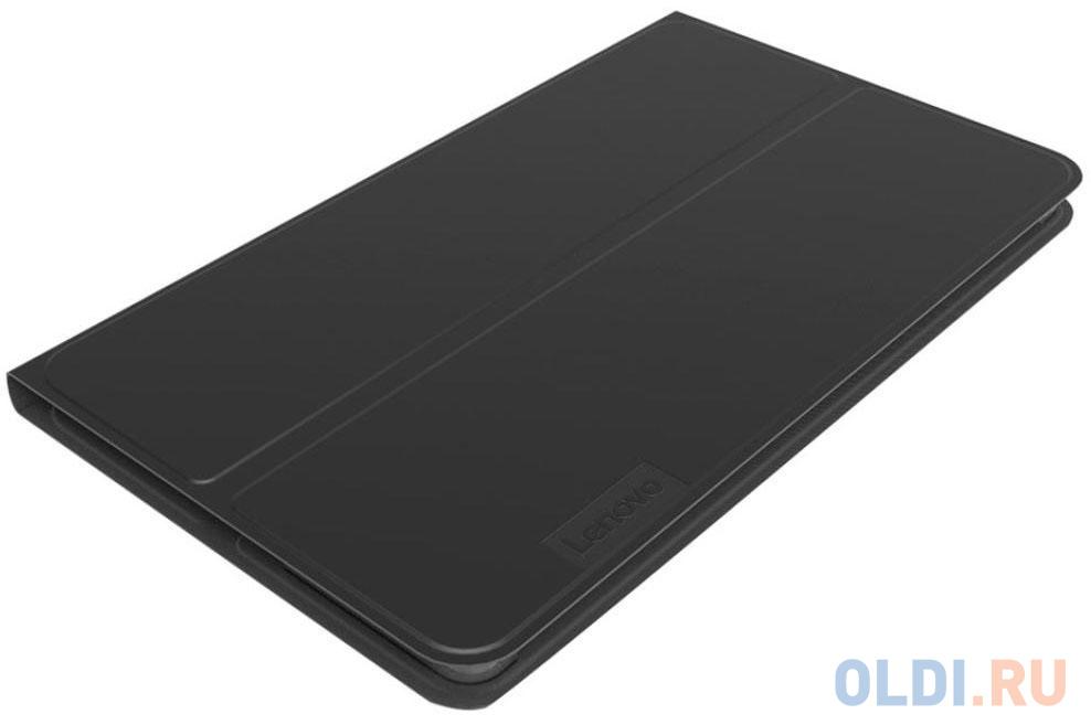 Картинка для Чехол Lenovo для Lenovo Tab 4 8 Folio Case/Film полиуретан/пластик черный ZG38C01730