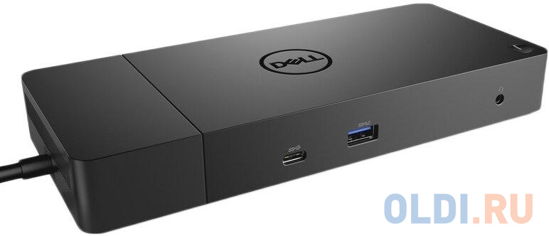 Фото - Dell™ Dock WD-19 with 130W AC adapter аксессуар dell perf dock wd19dc wd19 2236
