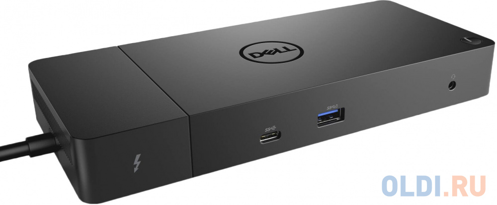Фото - Dell™ Thunderbolt Dock WD-19TB with 180W AC adapter аксессуар dell perf dock wd19dc wd19 2236