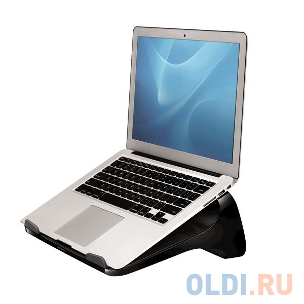 Fellowes® I-Spire Series™, Подставка для ноутбука до 17, черная, шт