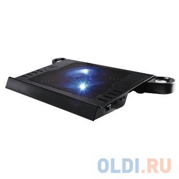 Подставка для ноутбука Hama (00053063) черный