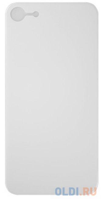 Защитное стекло 3D Partner заднее, белое (9H) для iPhone 8 ПР038506