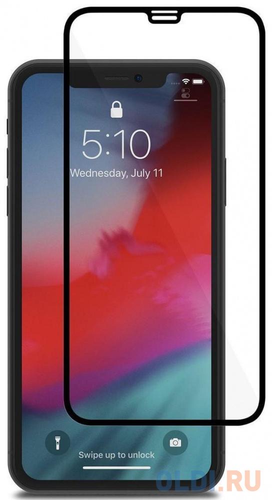Защитное стекло 3D Red Line УТ000019270 для iPhone 11 Pro черная рамка