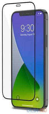 Защитное стекло Moshi AirFoil Pro для iPhone 12 iPhone 12 Pro 99MO044912 черная рамка