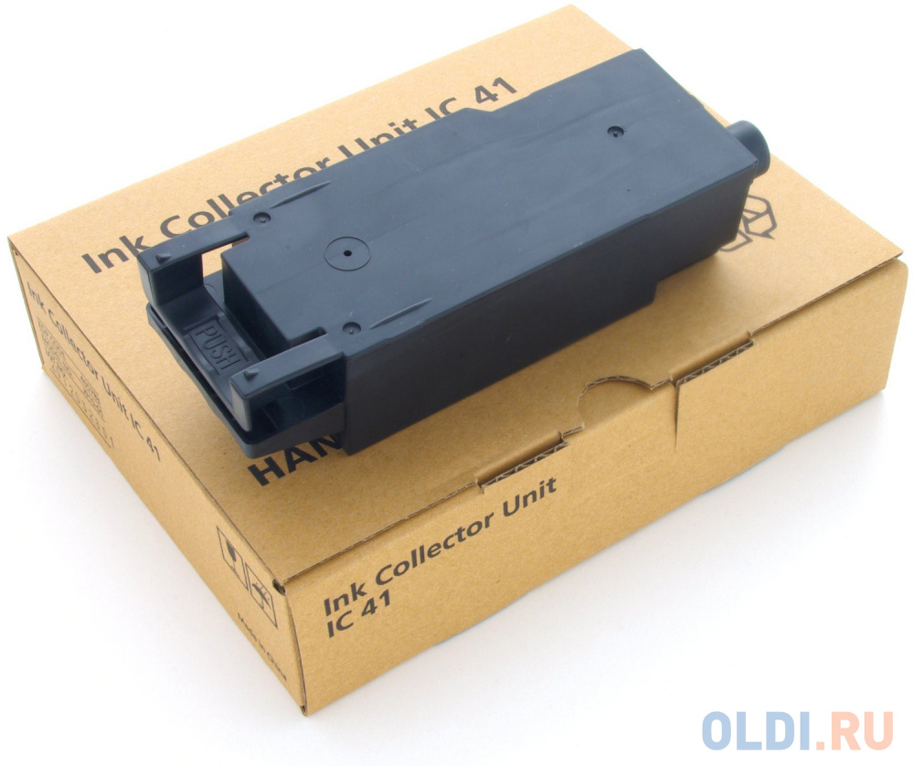 Фото - Емкость для отработанных чернил тип IC 41 free shipping stm32f407vgt6 stm32f407 stm32f407vg lqfp 100 memory clock ic 5pcs lot