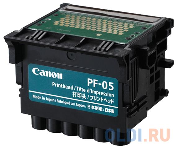 Печатающая головка Canon PF-05 для iPF 6400/8400/6450/9400. печатающая головка canon printhead pf 04 3630b001