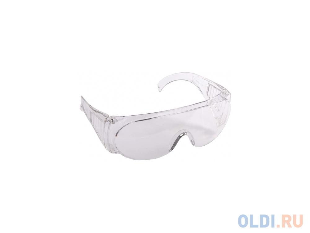 Защитные очки Stayer STANDARD прозрачные 11041 очки защитные stayer grand 2 110291