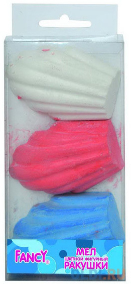 Фото - Набор мелков Action FANCY 3 штуки 3 цвета от 3 лет FCCF-3/1 фигурные gkd 3 yuk