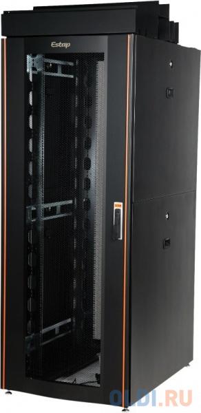 Шкаф напольный 19 47U Estap CLD70647U6010BF1R1 600x1000mm передняя дверь одностворчатая перфорированная задняя дверь двустворчатая перфорированная черный supra sfd 47u автомагнитола
