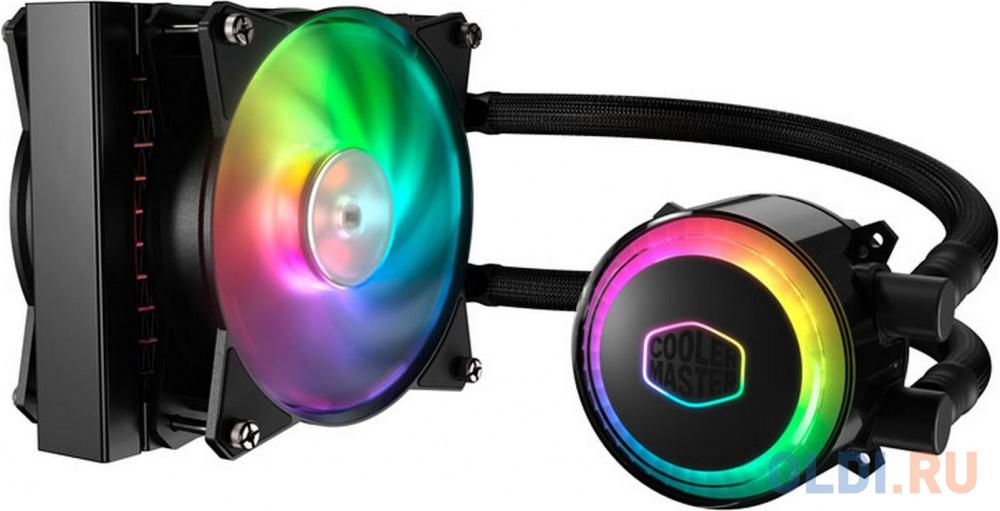 Cooler Master MasterLiquid ML120R RGB система охлаждения cooler master masterliquid ml240r rgb